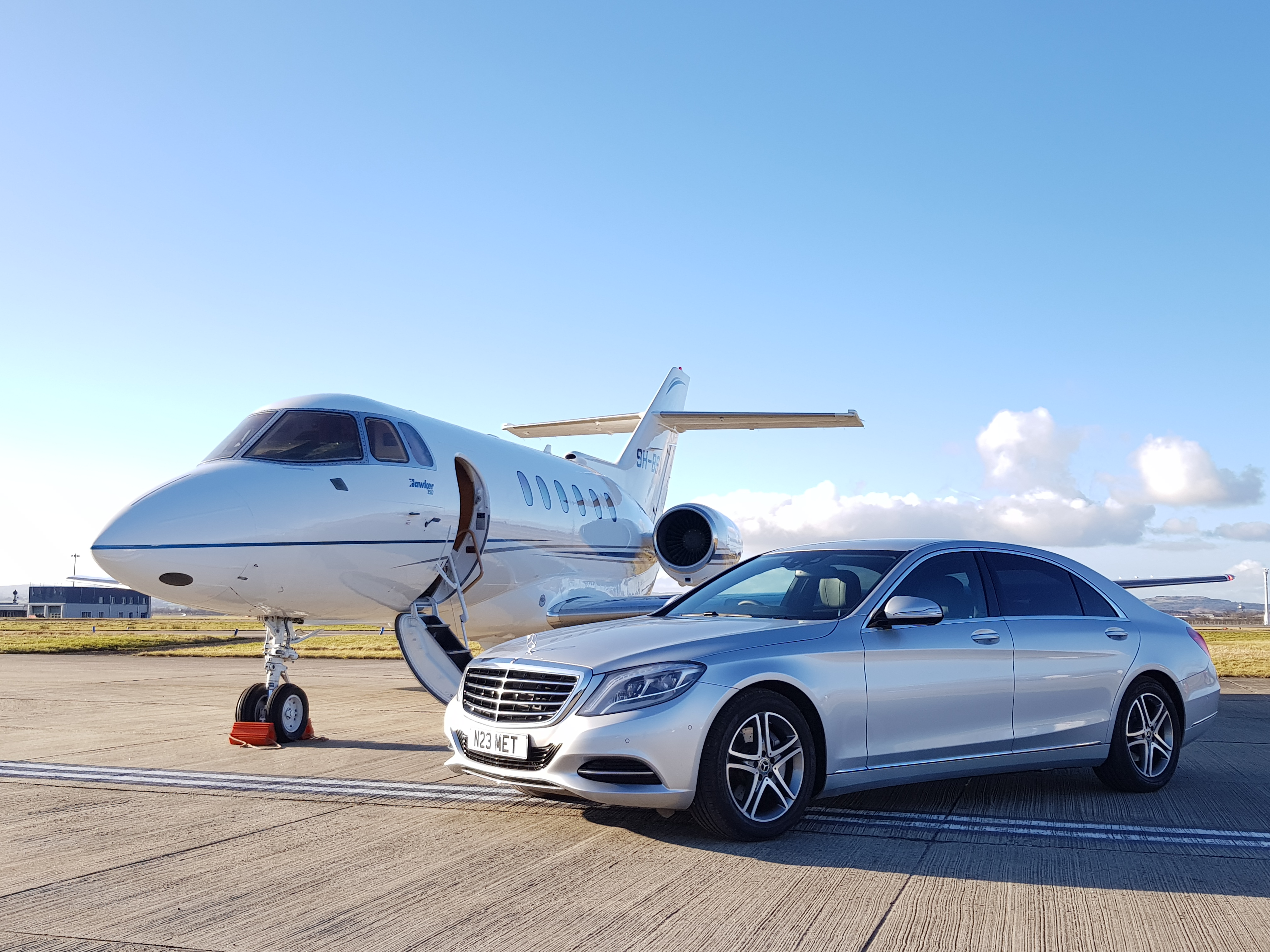 Private Jet Transfers
