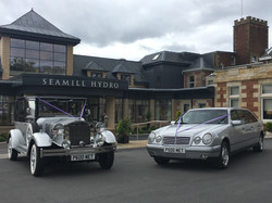 Viscount a& Mercedes 6 Door Limousin