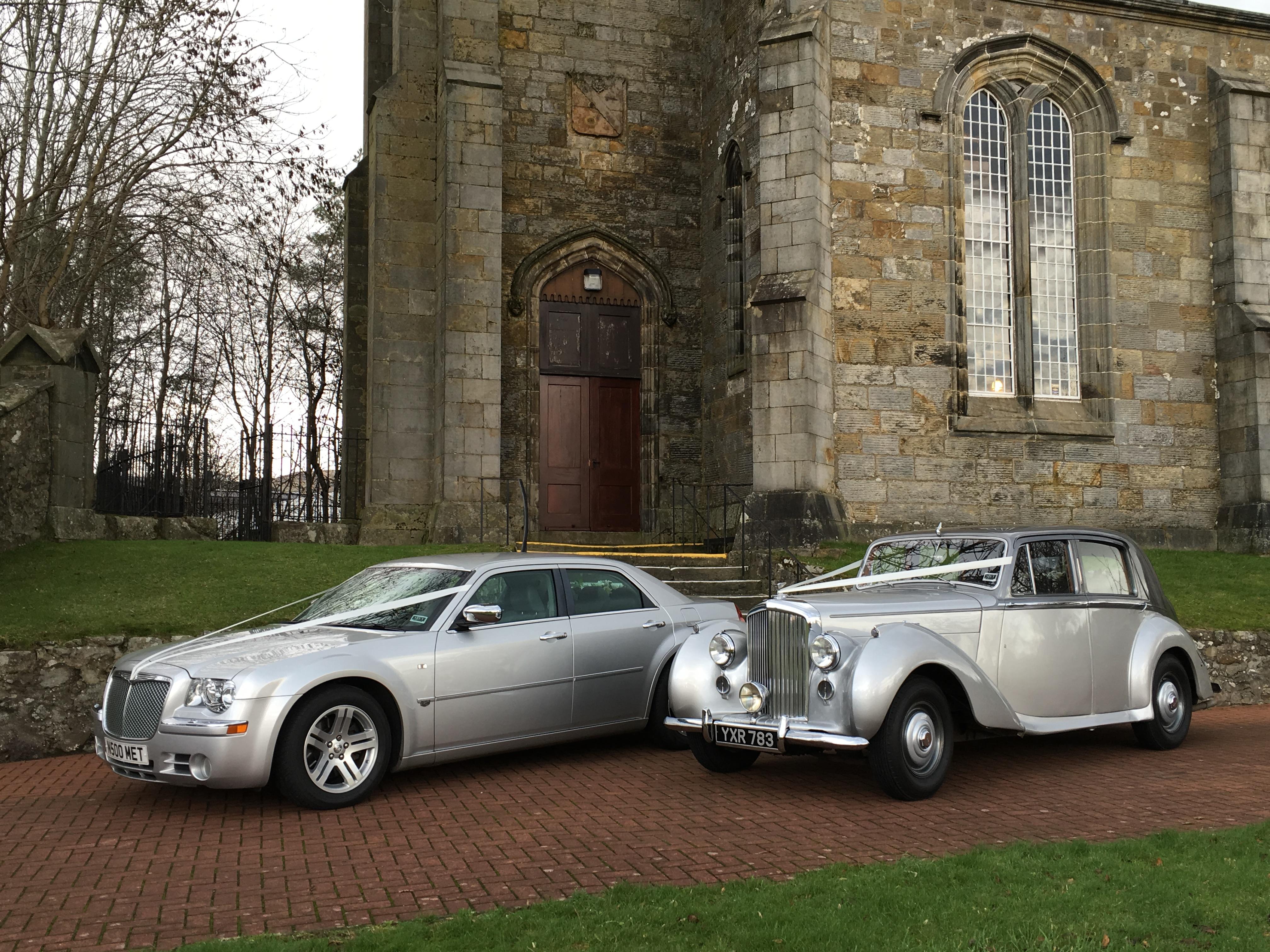 300C & Bentley