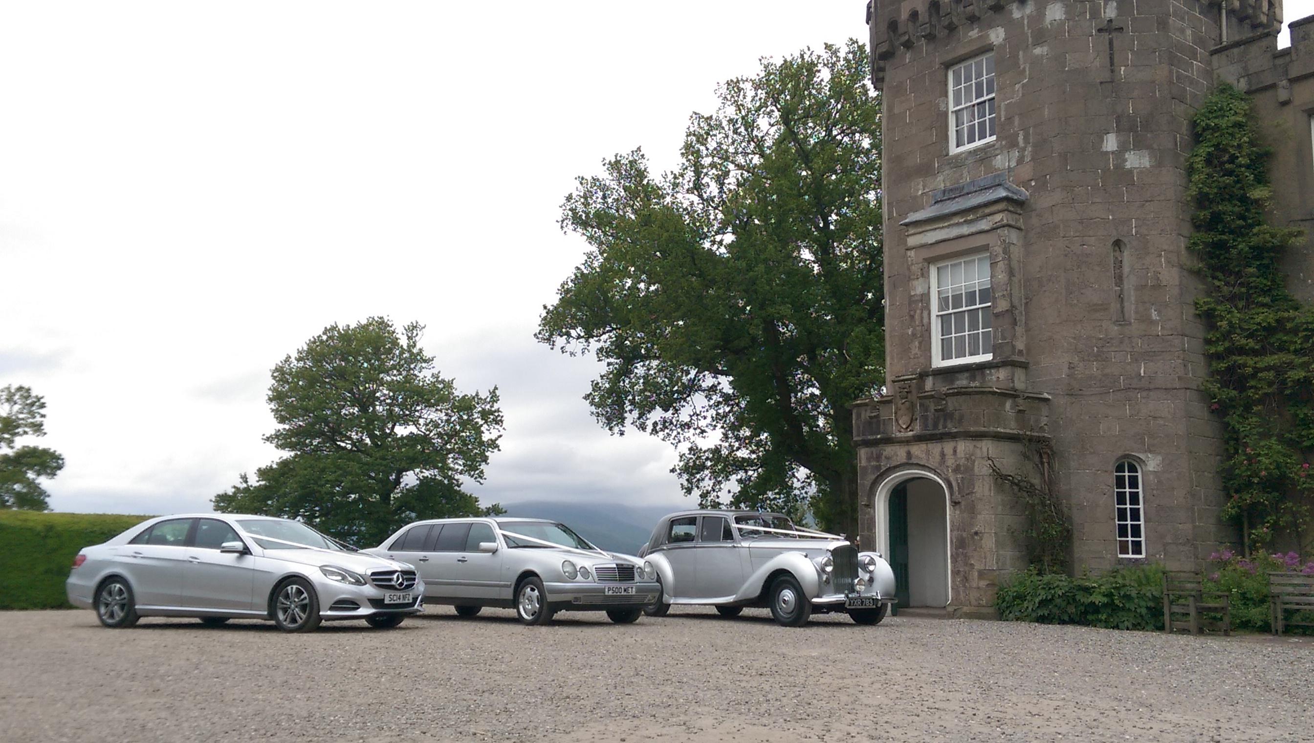 E Class, Limousine & Bentley