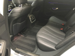 LWB Mercedes S Class
