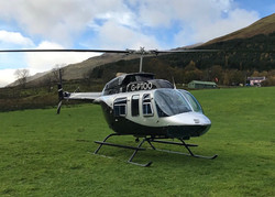 Helicopter Charter & Tours