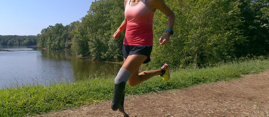 RUNNING AS AN AMPUTEE