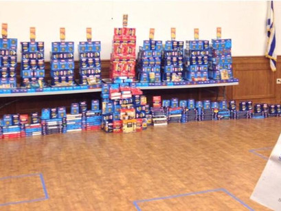 Holiday Donations Recap 2013