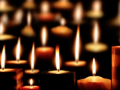 Let Peace Shine: A Candlelight Vigil for Peace from your Home to the World