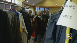 """""""'We've Seen Lines Out The Door Everyday': East End Cooperative Ministry Helping Those In Need.."""""""