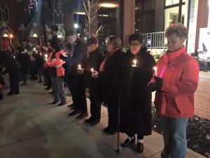 candleligth vigil