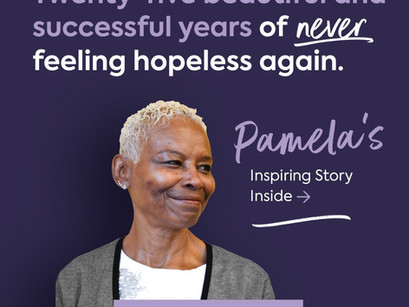 Pamela's Story