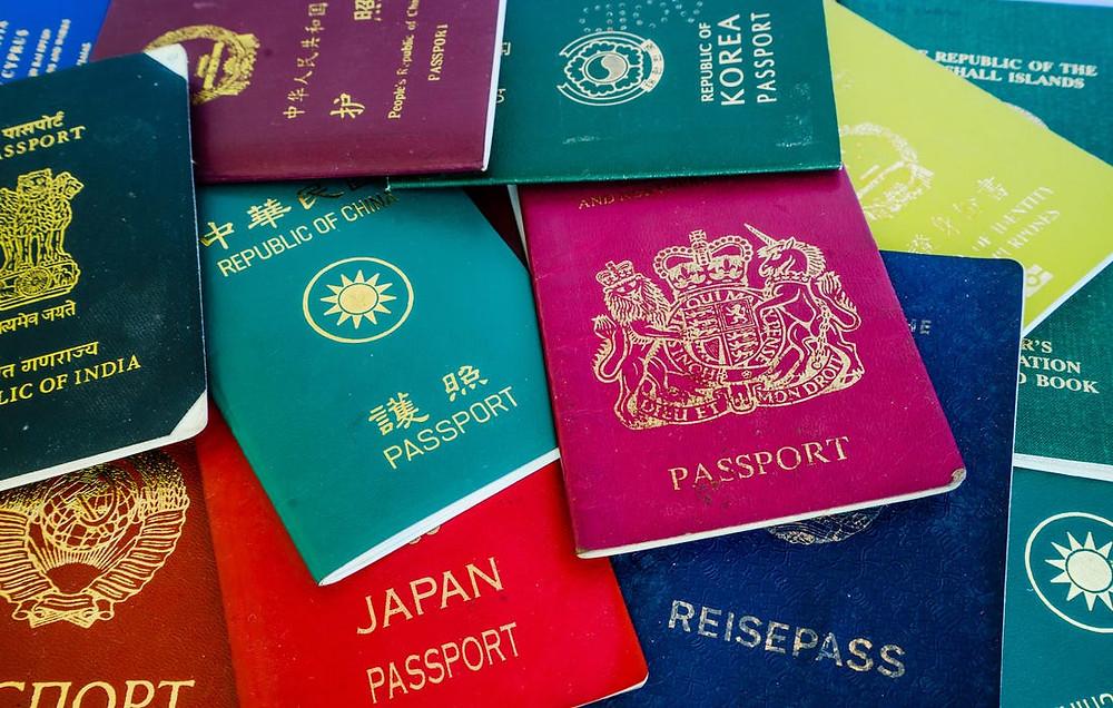 Cuáles son los mejores pasaportes del mundo?