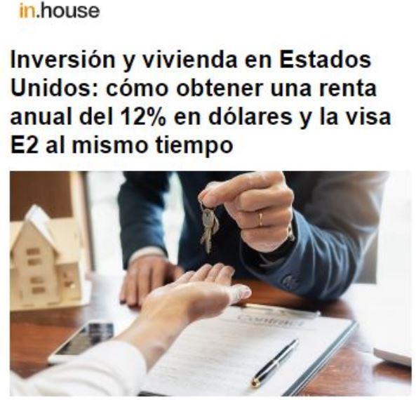 Informaciòn bastante confusa sobre la visa E2