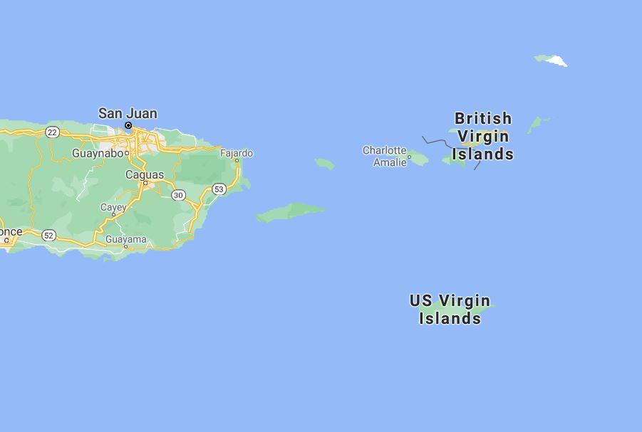 Islas Vírgenes: Británicas o Americanas?