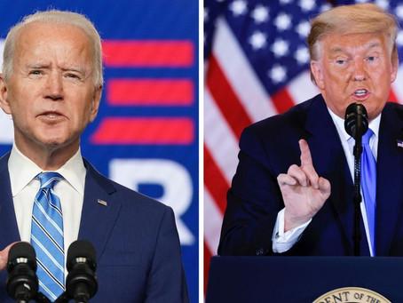 A los exportadores de servicios, les conviene Trump o Biden?