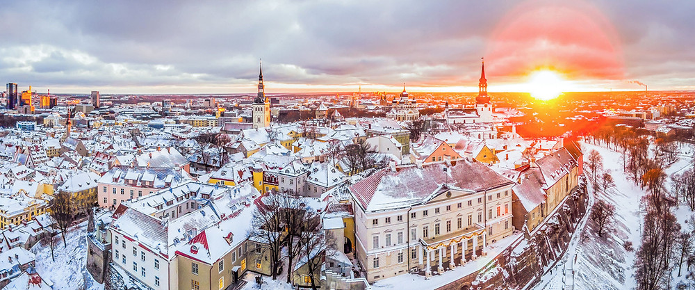 Digital Nomad Visa para Estonia