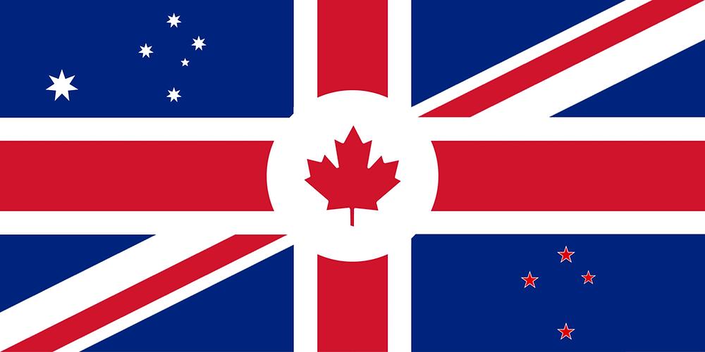 Posible bandera de Canzuk