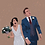 Thumbnail: Wedding Illustration Print