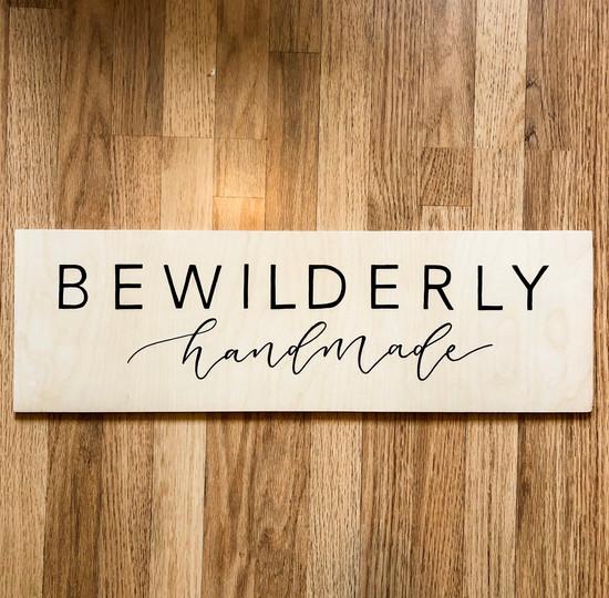 Branded Sign