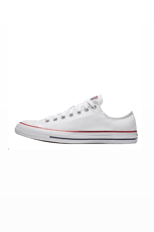Low top white