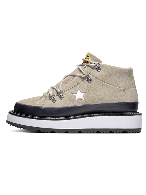 One Star Boot Natural