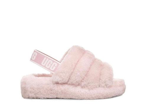 UGG Fluff  Yeah Slides (Pink)