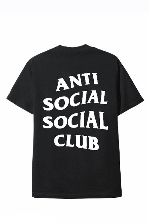 Anti Social Short Sleeve