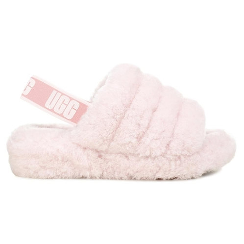 UGG Fluff Yea Slide (Seashell Pink)