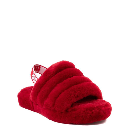 Kid Fluff Yeah Slide (Red)
