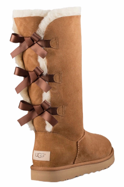 UGG Tall [3 Bow] CHE