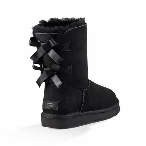 UGG Short [2 Bow] Black