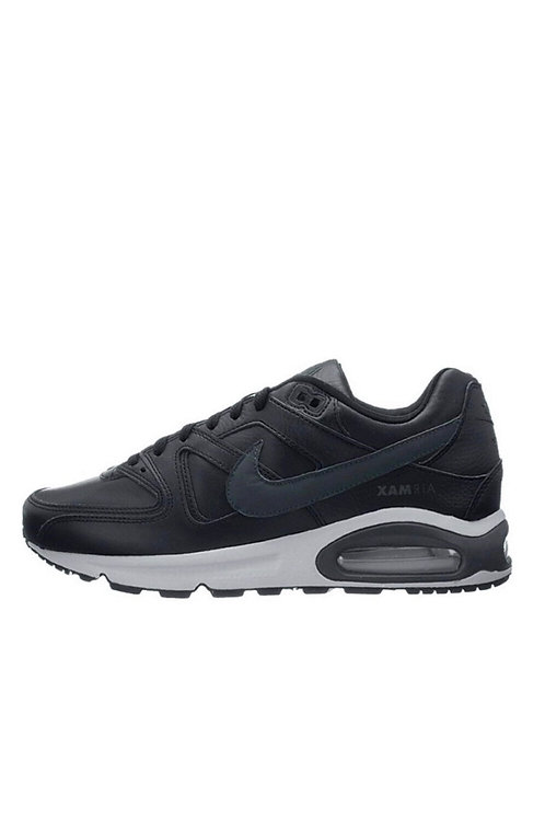 Air Max Command Black Anthracite Leather