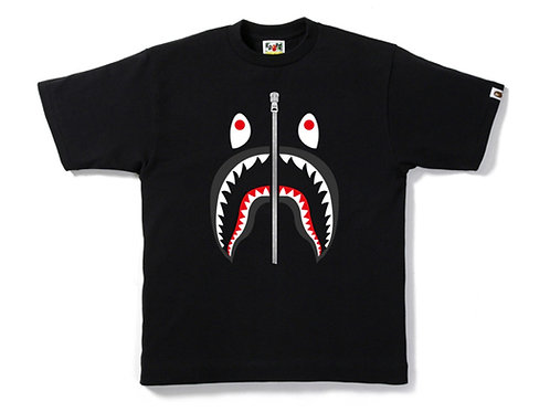 BAPE BLK SHARK