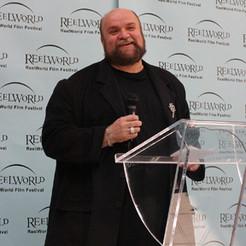 2008 - RW Board Member Salah Bachir, Pre