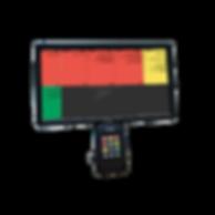 Monitor de produção para cozinha; KDS; tela de conferência; agilidade de produção; controle de produção
