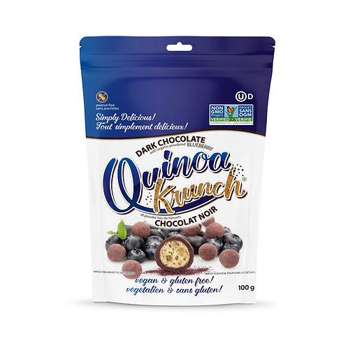 DARK CHOCOLATE with Organic Powdered Blueberry - 3 Pack