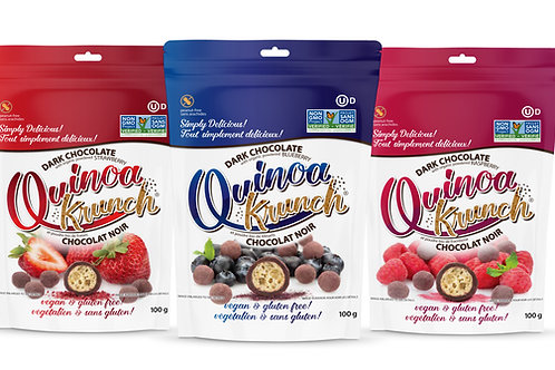 VARIETY PACK - (one Blueberry, one Raspberry, and Strawberry)