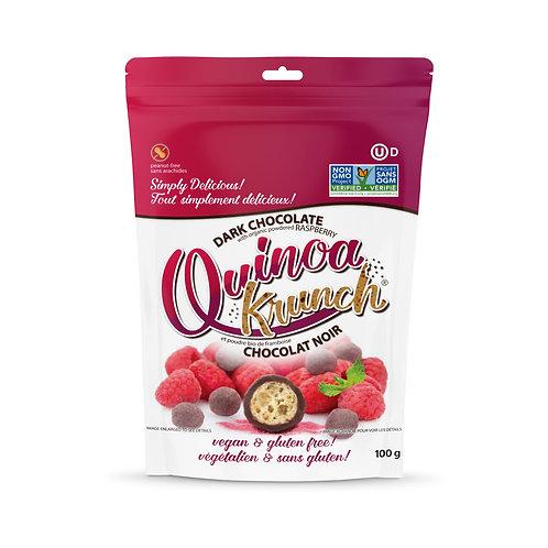 DARK CHOCOLATE with Organic Powdered Raspberry - 3 Pack