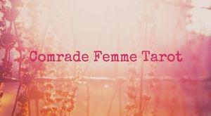 Comrade Femme Tarot: Strength