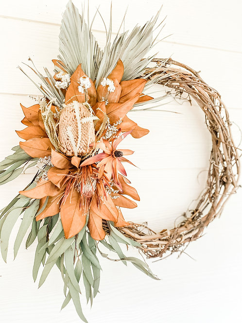 Custom Everlasting Wreath