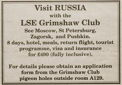 1994 02 28 Beaver - Russia Trip