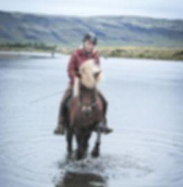 River Horse Riding