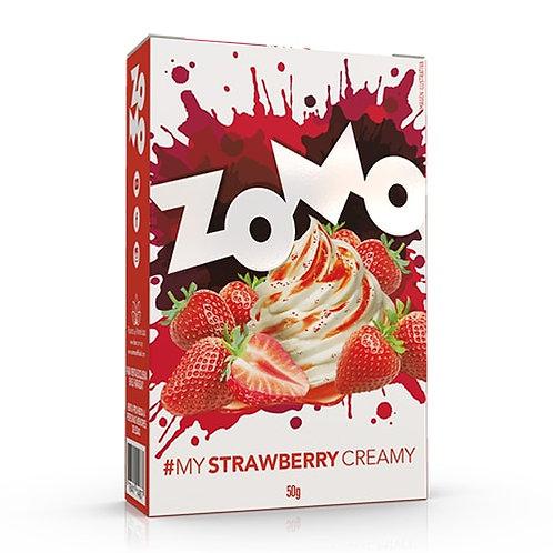 Essência Zomo Strawberry Creamy