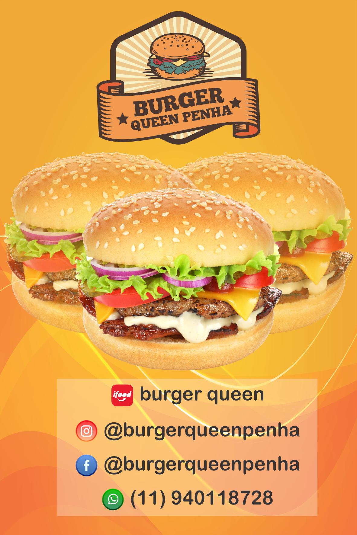 Panfleto_burger queen penha