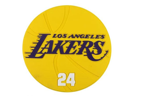 TAPETE UNIONBOWL SILICONE NBA LAKERS