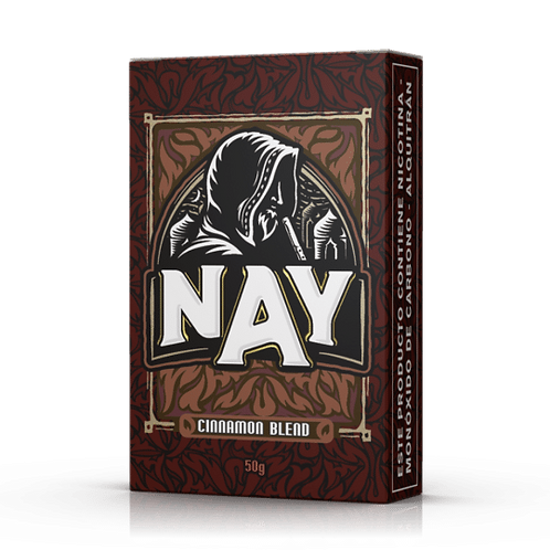 Essência Nay Cinnamon Blend