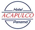 Logo Hotel Acapulco Panamá