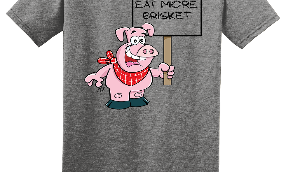 Eat More Brisket T-Shirt
