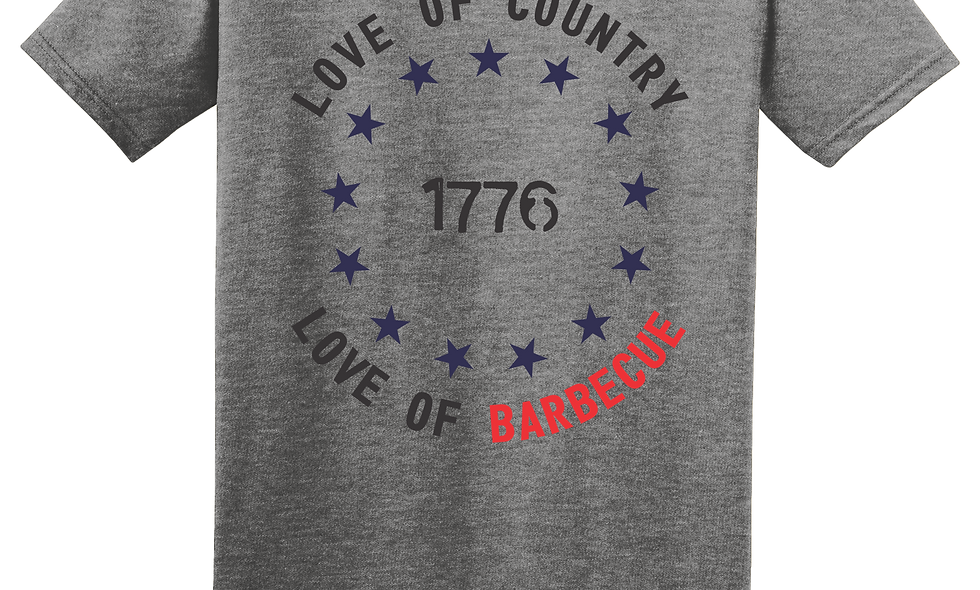 Love of Country T-Shirt