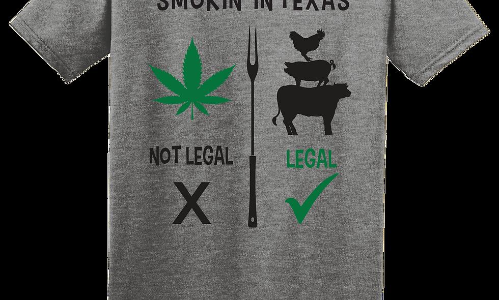 Smokin' in Texas T-Shirt