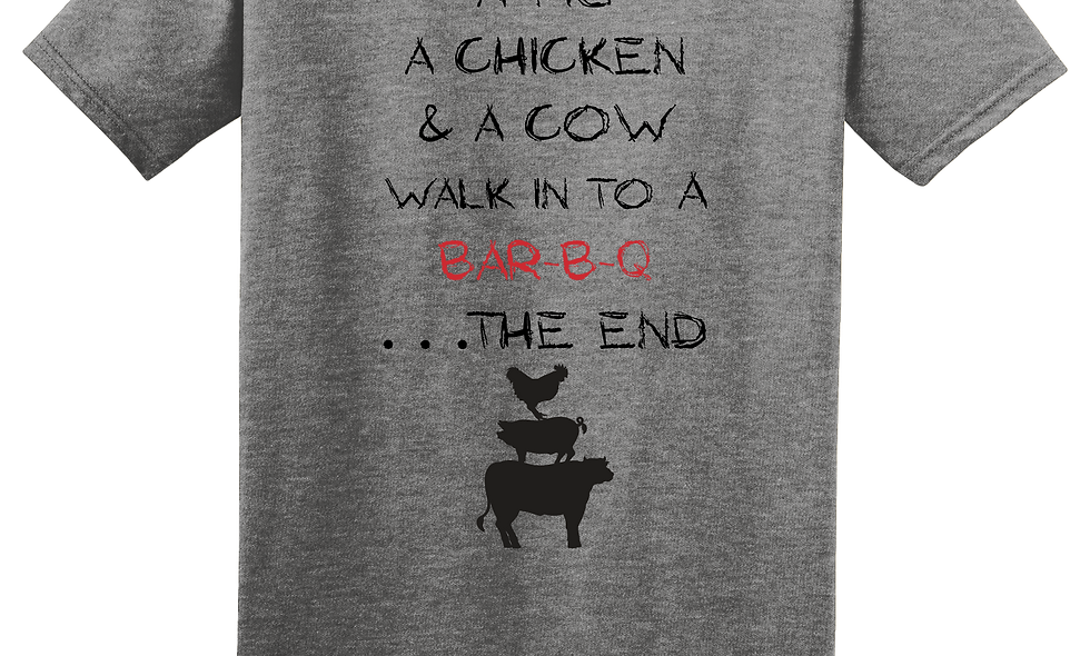 BBQ Joke T-Shirt