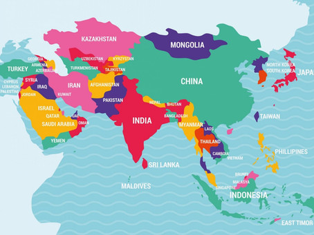 Just for Kids: Learn About Asian Countries & Cultures!