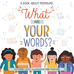 What are your words? Book